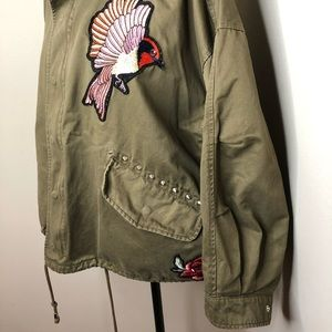 """H&M Military """"Gucci"""" Jacket"""